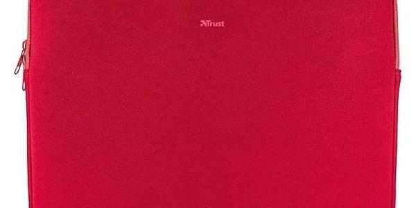 Pouzdro Trust Primo Soft pro 13,3'' červené (21253)4