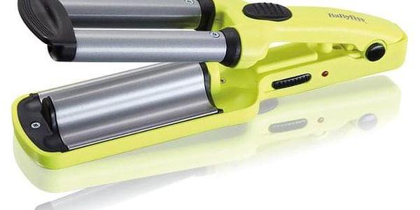 Kulma BaByliss H120E žlutá3