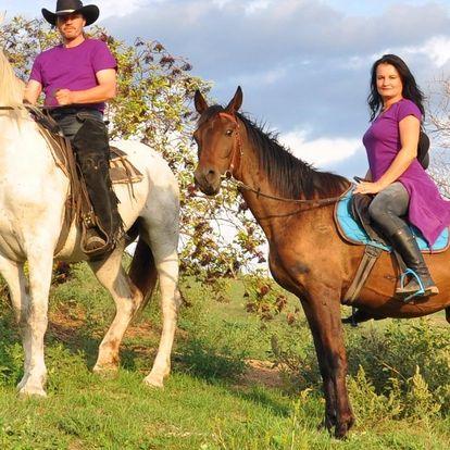 Vyjížďka na koni či jízda kočárem