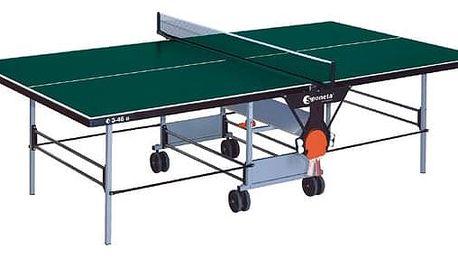 Sponeta S3-46e pingpongový stůl zelený