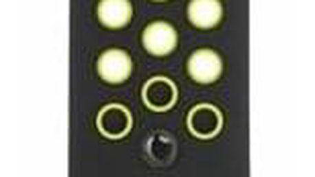 Apple Watch 40mm černý/Volt Nike sportovní - S/M a M/L (MTMN2ZM/A)