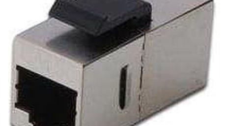 Digitus RJ45 / RJ45, stíněná kov/plast (DN-93906)