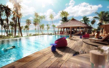 Zanzibar - Zuri Zanzibar Hotel & Resort na 9 dní, polopenze s dopravou letecky z Prahy