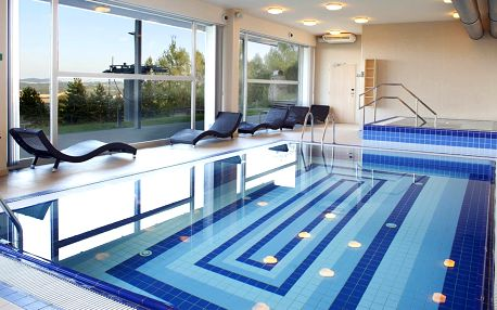 Nový hotel Monínec s wellness, aktivity parkem a lanovkou zdarma