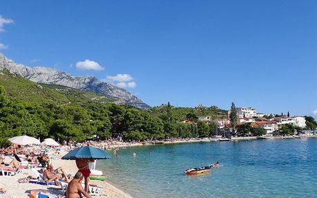 Chorvatsko - Střední Dalmácie na 9 dní, polopenze s dopravou letecky z Ostravy