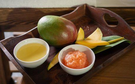Mango splash oil