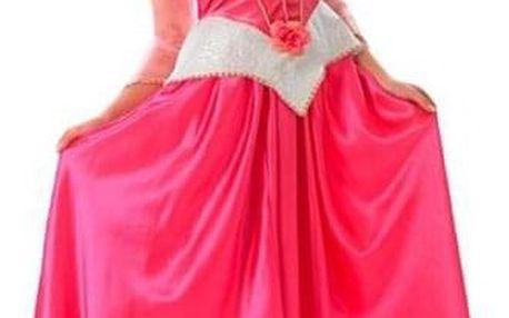 Kostým Šípková Růženka pro dospělé