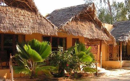 Zanzibar - Sunset Kendwa na 10 dní, snídaně s dopravou letecky z Prahy