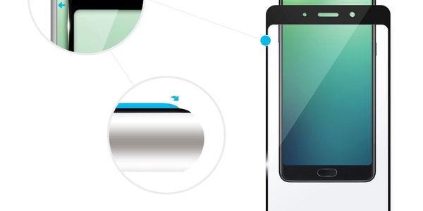 Ochranné sklo FIXED Full-Cover pro Samsung Galaxy A8 (2018) (FIXGF-261-033BK) černé2