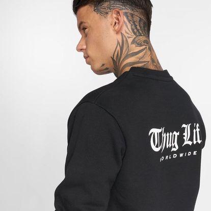 Thug Life / Jumper Digital in black XL