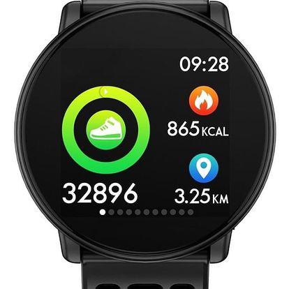 Chytré hodinky UMIDIGI Uwatch - Sport Black (UMIDIGIUWATCHSB)