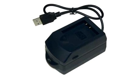 Nabíječka Avacom 152 pro Li-ion akumulátor Olympus Li-50B, Sony NP-BK1 (NADI-E152-USB)