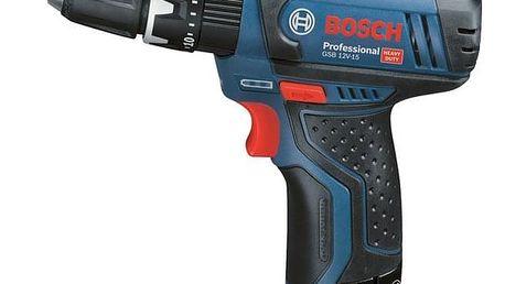Aku vrtačka Bosch GSB 12V-15, 06019B6920