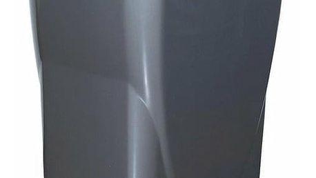 Koš na tříděný odpad zelené víko; 42x31x21 cm; 15 l; plast