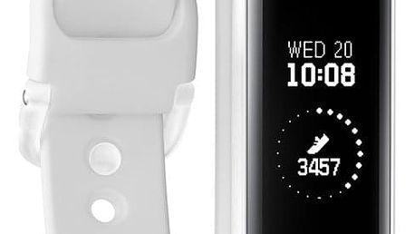 Fitness náramek Samsung Galaxy Fit e bílá (SM-R375NZWAXEZ)