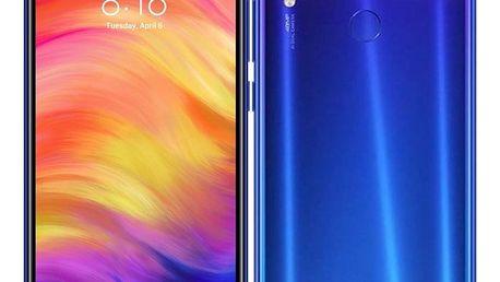 Mobilní telefon Xiaomi Redmi Note 7 64 GB (22865) modrý + DOPRAVA ZDARMA
