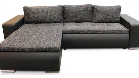 Rohová sedačka rozkládací Enro univerzální roh