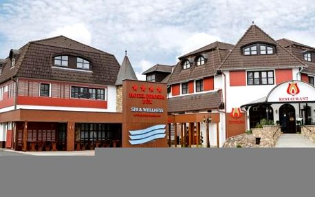 Hotel Piroska, Maďarsko, Termální lázně Maďarsko