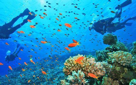 Týden potápění v Chorvatsku i pro začátečníky