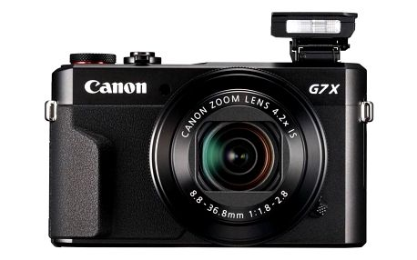 Canon PowerShot G7X Mark II černý (1066C002)