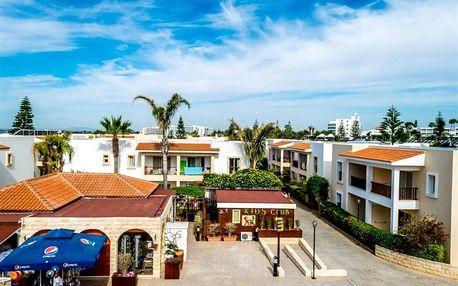 Kypr, Ayia Napa, letecky na 8 dní all inclusive