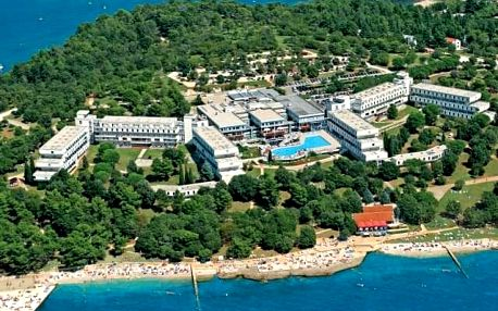Hotel Delfin, Chorvatsko, Istrie