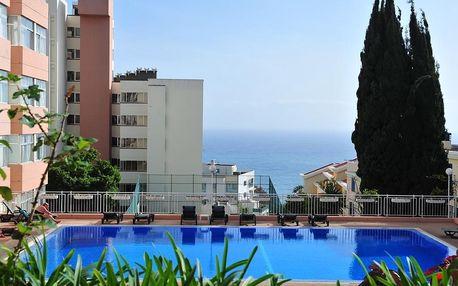 Madeira - Funchal na 5 až 8 dní, polopenze nebo snídaně s dopravou letecky z Prahy