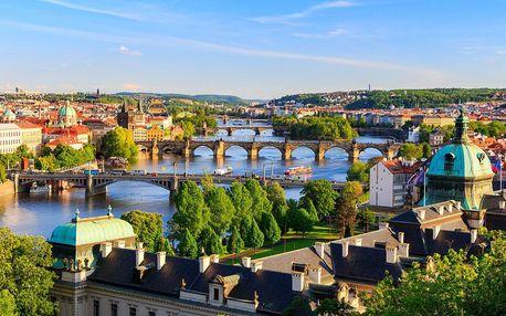Hotel Meda **** v centru Prahy se snídaní a dítětem do 6 let zdarma