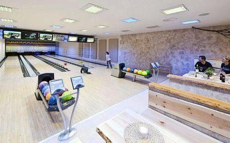 Jedna hodina bowlingu pro až 10 osob