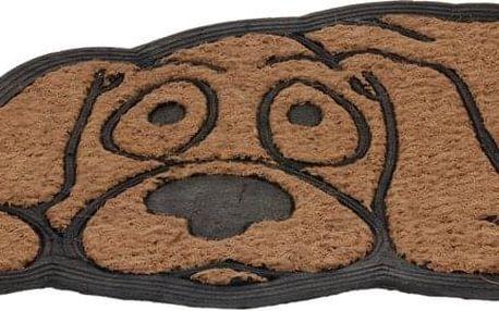 Emako Rohožka z kokosového vlákna DOG, 45x75cm