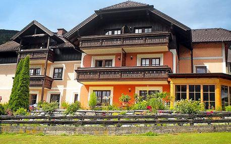 Rakouské Alpy – Salcbursko v apartmánech i přes hlavní letní sezónu