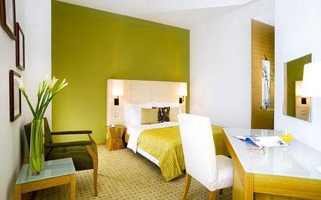 Chorvatsko v Hotelu Astoria **** jen 100 m od moře s polopenzí + dítě zdarma