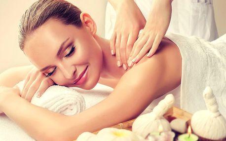 Individuální masáž celého těla přímo vám na míru
