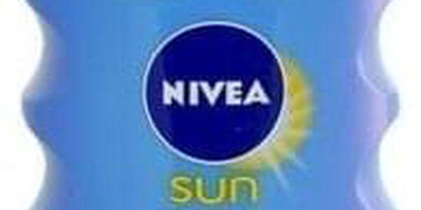 Nivea Sun Protect & Bronze Sun Spray SPF20 200 ml voděodolný sprej podporující zhnědnutí unisex