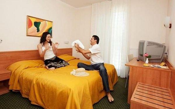 Hotel Salinera 3*, Slovinsko, Dovolená u moře Slovinsko, Strunjan, vlastní doprava, snídaně v ceně2