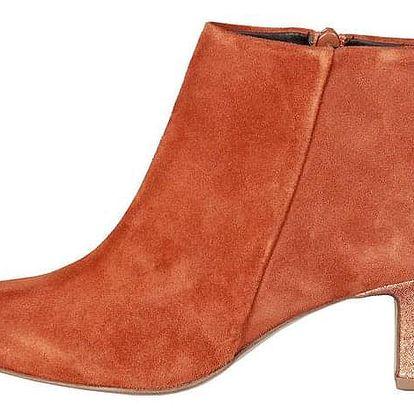 Dámské kotníkové boty Pierre Cardin