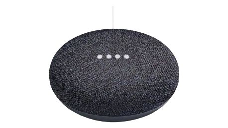 Google Home mini Charcoal černý