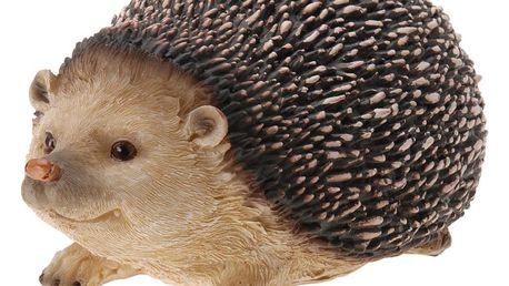 ProGarden Dekorace na zahradu - ježek, 20 cm