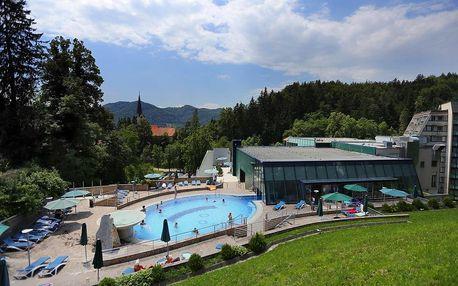 4–8denní wellness Slovinsko | Hotel Vita**** | Díte zdarma | Lázně Terme Dobrna