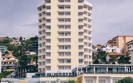 Madeira - Funchal na 8 dní, polopenze nebo snídaně s dopravou letecky z Prahy