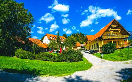 Sportovně-wellness dovolená v Slovinsku s polopenzí