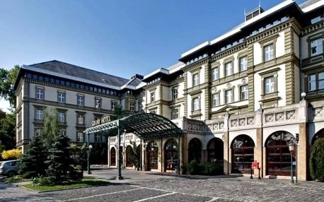 Grand Hotel Danubius Margitsziget, Maďarsko, Budapešť