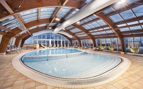 3–8denní wellness Slovinsko | Hotel Kompas Bled**** | Dítě zdarma | Bazény, sauny zdarma