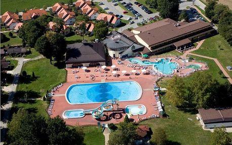 3–8denní wellness Slovinsko | Hotel Zeleni Gaj*** | Termální bazény a saunový svět v ceně