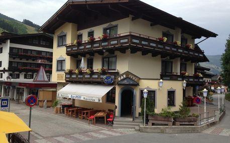 Rakousko, Salcbursko: Pension Zimpasser