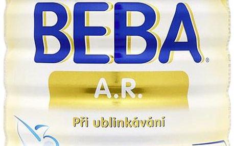 NESTLÉ BEBA AR 1 proti ublinkávání (800 g) - kojenecké mléko