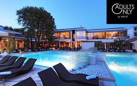Hotel Meliá Coral, Chorvatsko, Istrie
