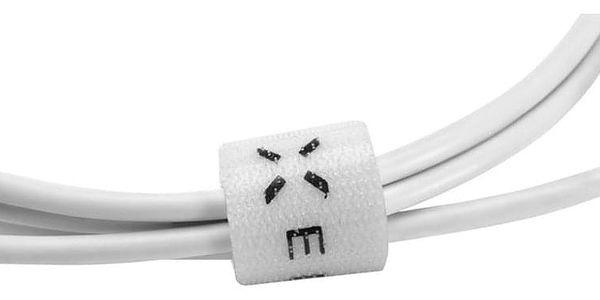 Nabíječka do sítě FIXED 1x USB, 2,4A + micro USB kabel bílá (FIXC-UM-WH)3