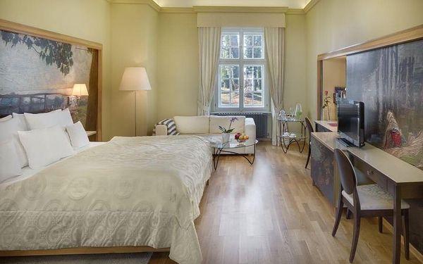 Luxusní wellness pobyt na Chateau Herálec3