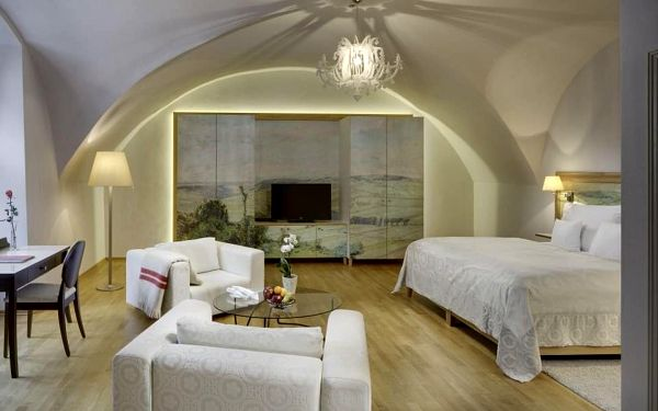 Luxusní gurmánská noc na Chateau Herálec5